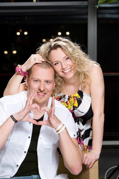 """Foto naujienai: Violeta ir Vilius  Tarasovai: """"Nepavydėkite mums laimės!"""""""