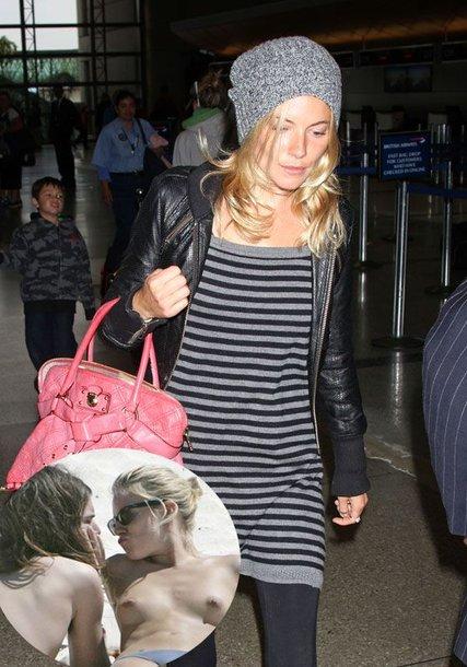 Foto naujienai: Sienna Miller nekenčia filmuotis nuoga