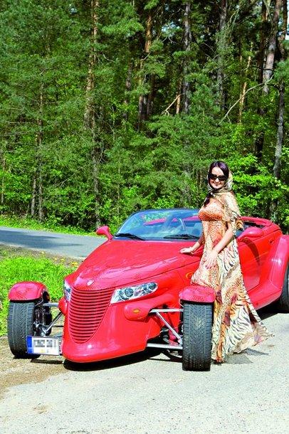 Foto naujienai: Inga Budrienė: naujas stilius