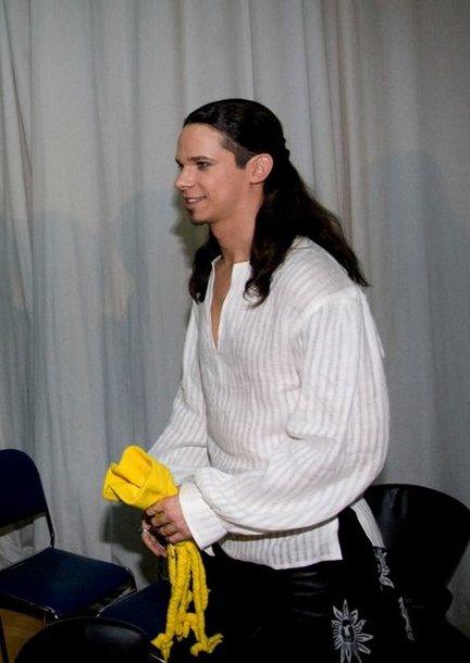 Foto naujienai: Jeronimas Milius pakeitė eurovizinę dainą?!