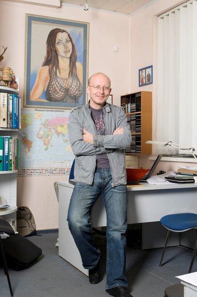Foto naujienai: Arūnas Valinskas plauks aplink pasaulį