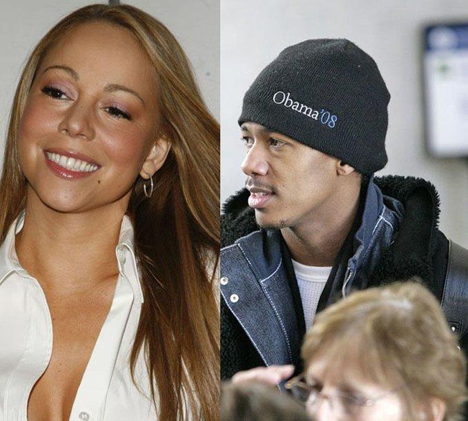 Foto naujienai: Mariah Carey ir Nickas Cannonas slapta susituokė. Ką mano draugai?