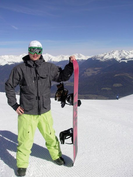 Foto naujienai: Lukas Pačkauskas susirgo kalnų liga!