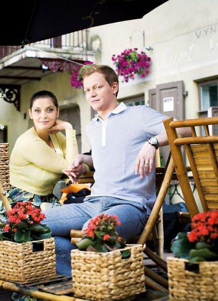 Foto naujienai: Eglė ir Juozas Liesiai: tikroji laimė – ne piniguose