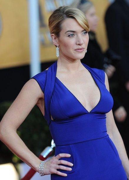 Foto naujienai: Kate Winslet: ką ji slepia po drabužiais?