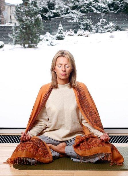 Foto naujienai: Rūta Rutkelytė: jeigu ne joga, būčiau rimta ligonė
