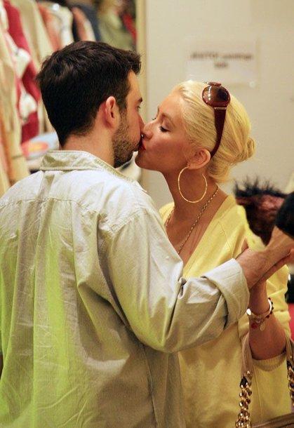 Foto naujienai: Christina Aguilera: santykių krizė?