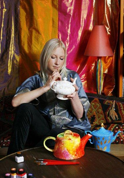 Foto naujienai: Kaip garsios moterys puoselėja namus