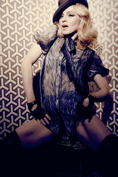 Foto naujienai: Popmuzikos karalienė Madonna koncertuos Taline!
