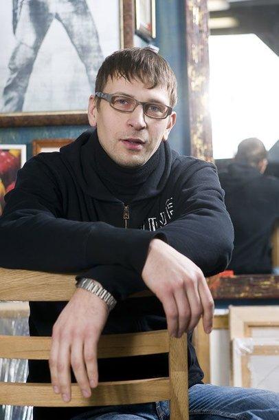 Foto naujienai: Nerijus Gadliauskas: striptizo man nešoko nė viena. Gal yra norinčių?