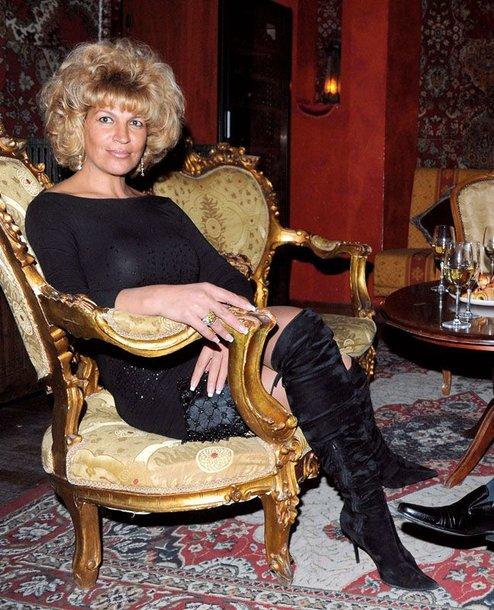 Foto naujienai: Svetlana Pronina: su juo man tiesiog ramu…