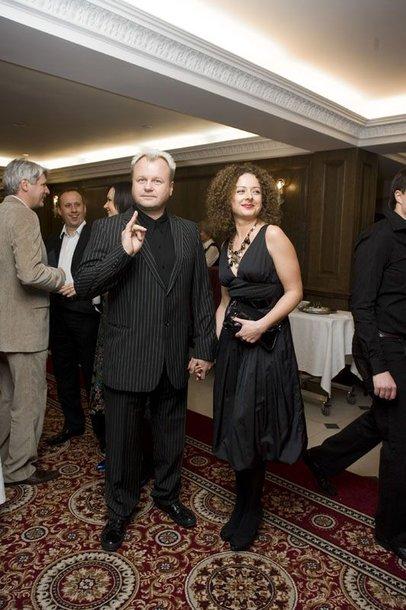 Foto naujienai: Kristina ir Saulius Urbonavičiai. Trečiąkart tėtis!