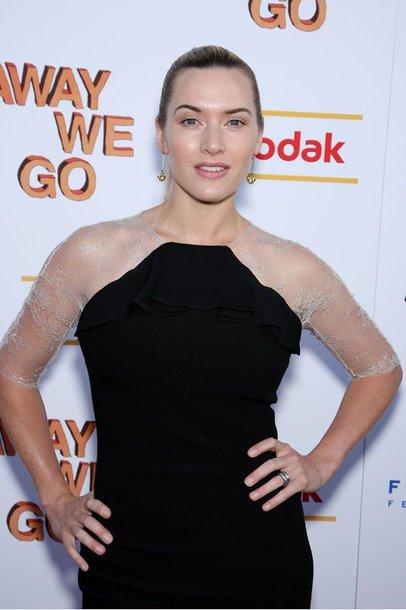 Foto naujienai: Kate Winslet dėvėjo intymios vietos peruką