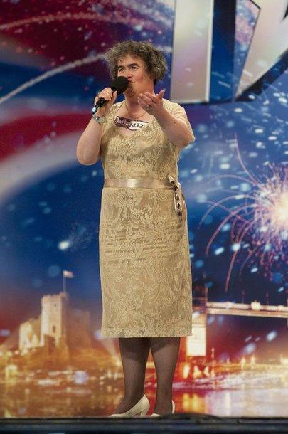 Foto naujienai: Susan Boyle: už jos nekaltybę – milijonas!