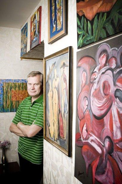 """Foto naujienai: Parapsichologas Vladimiras Azanovas: """"Esu tik tarpininkas tarp Dievo ir žmogaus"""""""