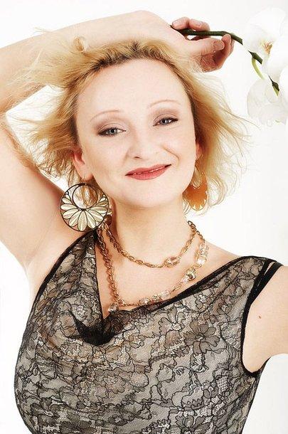 Foto naujienai: Inga Norkutė liko ištikima blondinėms