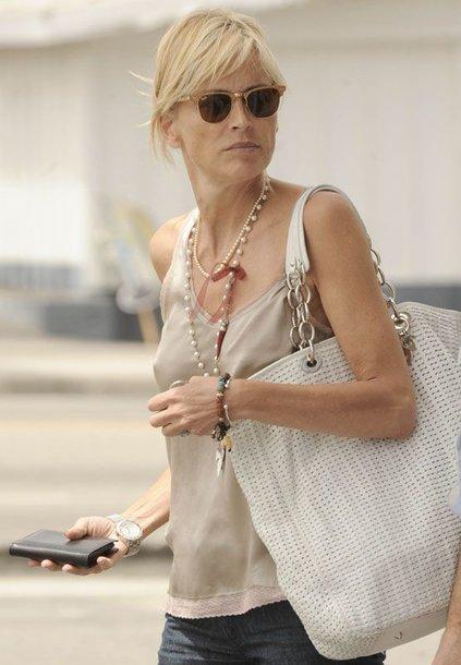 Foto naujienai: Sharon Stone sulaikyta už bjaurų elgesį