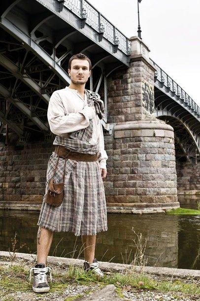 Foto naujienai: Vaidas Baumila: pagaliau į Škotiją!