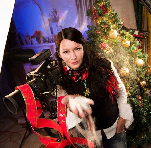 Foto naujienai: Vaiva Abromaitytė: jau Kalėdos?