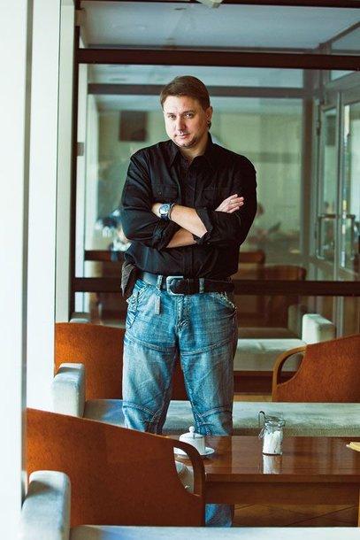 Foto naujienai: Raigardas Musnickas: labiausiai vertinu laisvę