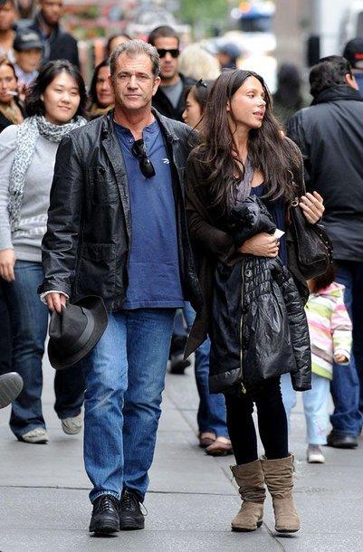 Foto naujienai: Melas Gibsonas: mylimoji rodo kaprizus