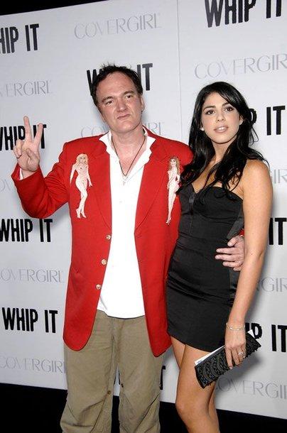 Foto naujienai: Quentinas Tarantino: nauja mylimoji – žydaitė!