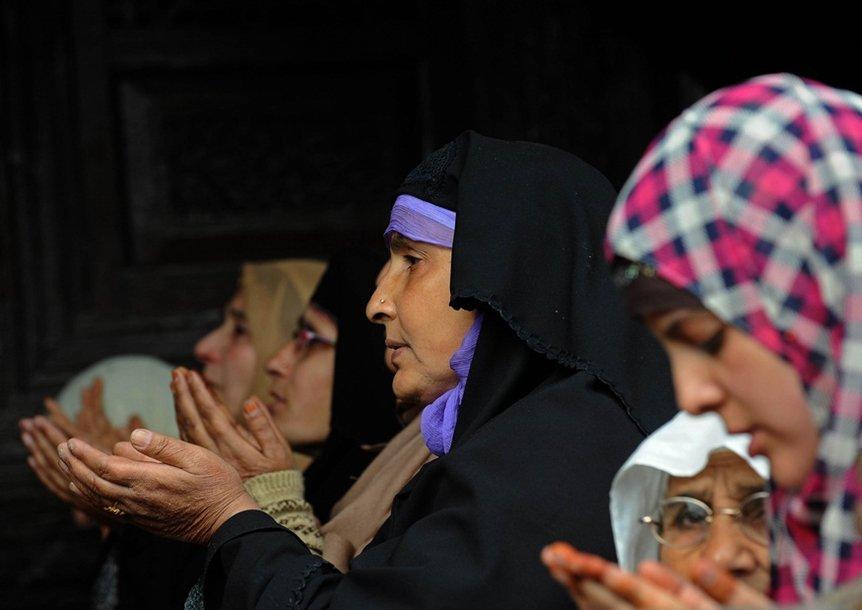 Musulmonės