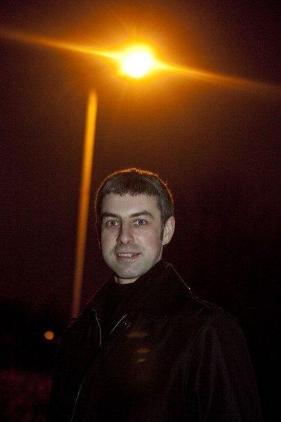 Aurų specialistas Artūras Dabkevičius