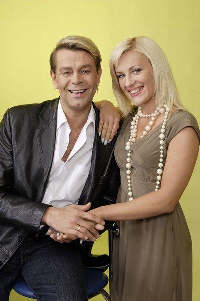 Arnas ir Ramunė Klivečkos