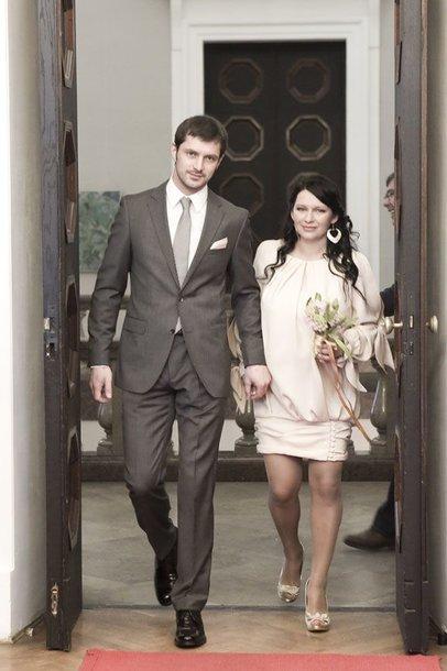 Vaiva Abromaitytė ir Aleksandras Skvortsovas