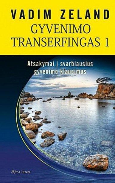 """Knygos """"Gyvenimo transerfingas"""" viršelis"""