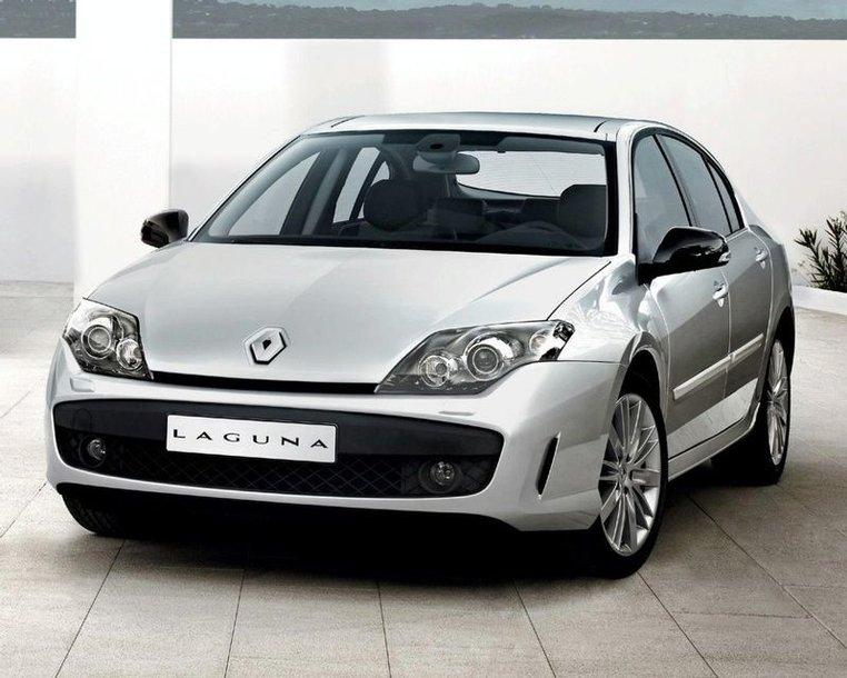 """Renault Laguna GT"" – sportiškas universalas"