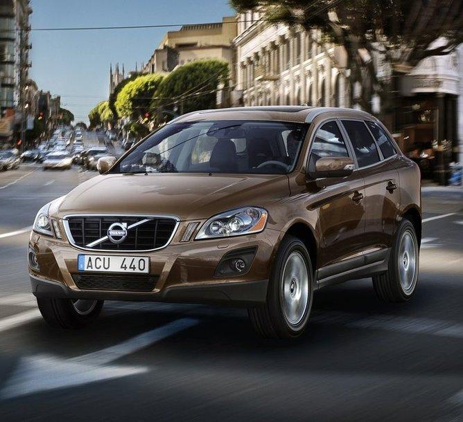 """Pristatytas saugiausias """"Volvo"""" modelis – """"XC60"""""""
