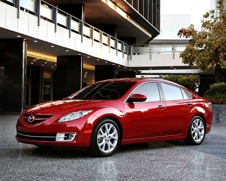 """Mazda 6"" JAV – didesnis nei Europoje"