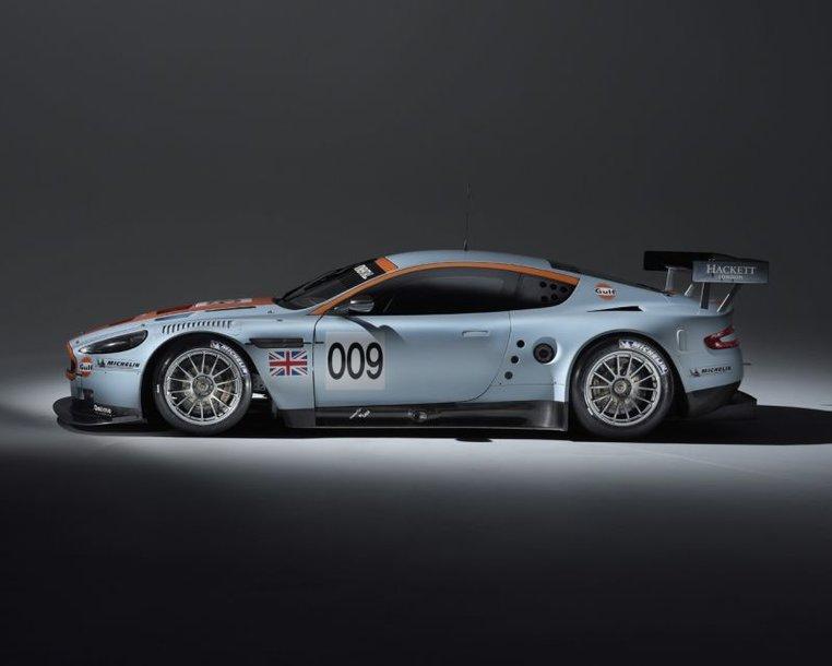 """""""Aston Martin Racing"""" komanda šiemet grįžta į """"Le Mans"""" lenktynes"""