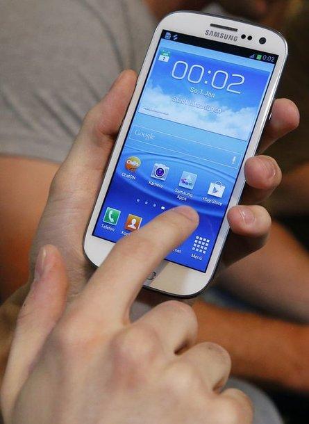 """Samsung Galaxy SIII"""