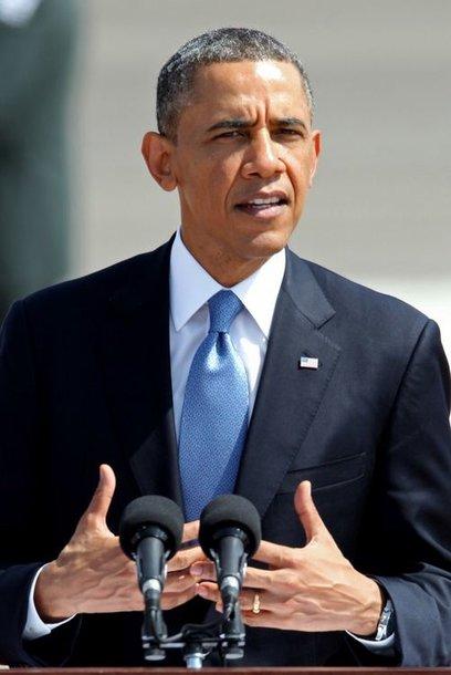 JAV prezidentas Barackas Obama Izraelyje
