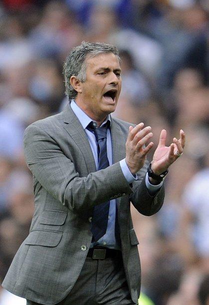 Jose Mourinho nutraukė pergalių seriją