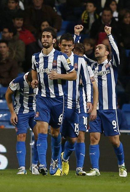 """Ispanijos """"La Liga"""" pirmenybėse """"Espanyol"""" šventė įspūdingą pergalė"""