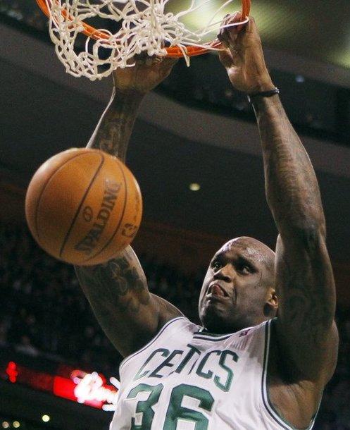 NBA veteranas Shaquille'as O'Nealas kitą sezoną gali rungtyniauti Europoje.