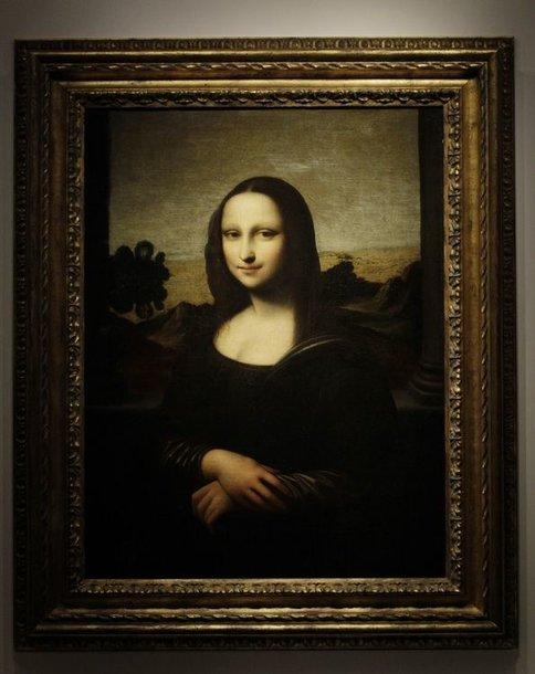 "Pristatyta ""ankstyvoji"" ""Mona Liza"" versija"