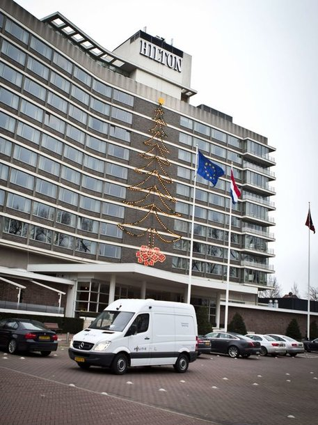 """""""Apollolaan Hilton"""" viešbutis Amsterdame"""