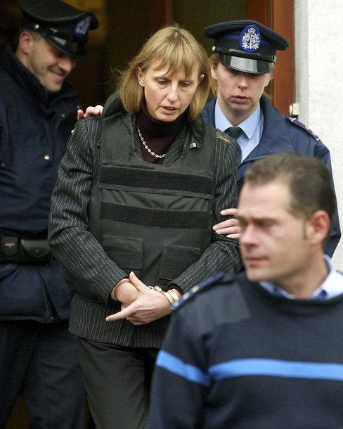 Pedofilo žudiko Marco Dutroux buvusi žmona ir bendrininkė Michelle Martin