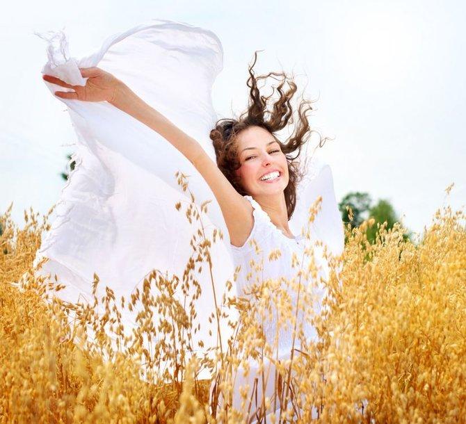 Laimė ir sveikata – du kiekvienam žmogui būtini sinonimai