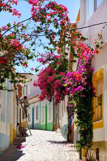 Algarvės gatvės