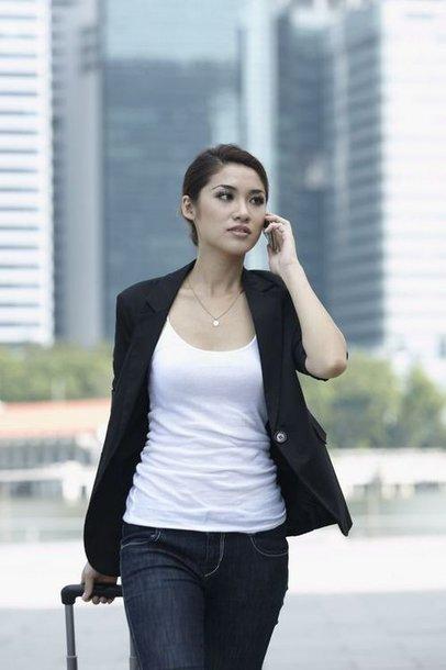 Azijos verslininkai keliauja daugiausiai pasaulyje