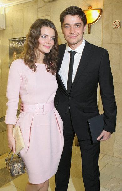 Лиза Боярская с супругом
