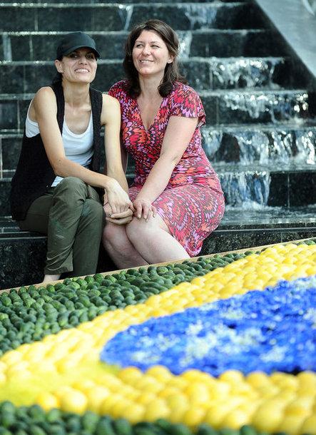 Renata Mikailionytė ir Žana Damauskienė