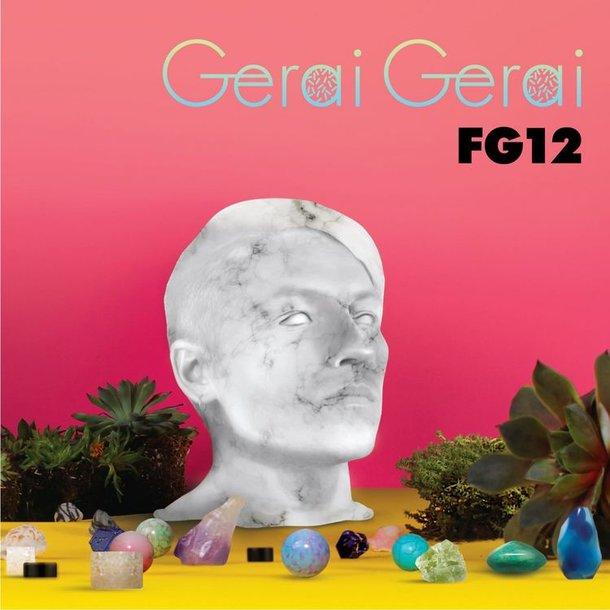 """Gerai Gerai albumo """"FG12"""" viršelis"""
