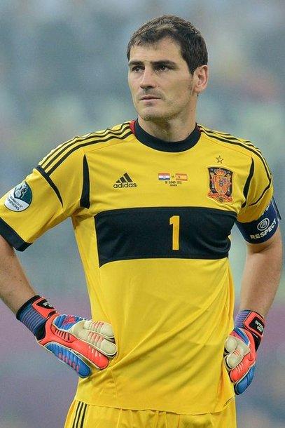 Ikeras Casillas (Ispanija)